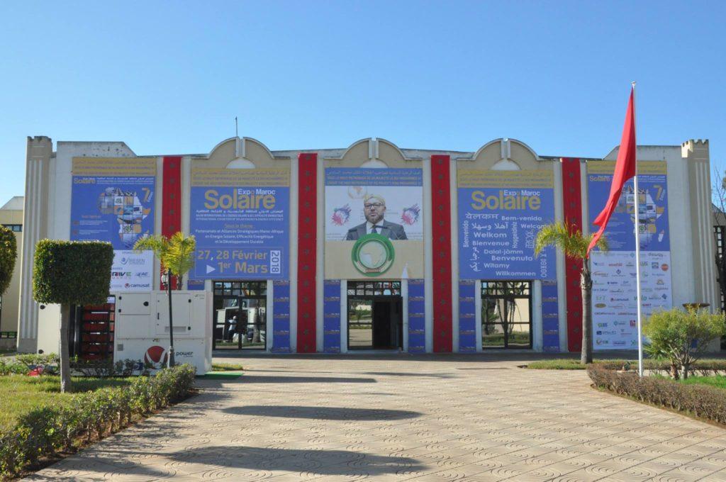 PrimeEnergy à Solaire Expo Maroc 2018
